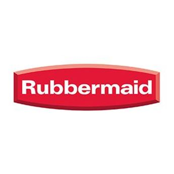 Logo de la marca Rubbermaid