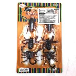 Imagen de Insectos y arácnidos x6, en blister