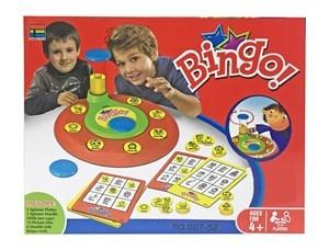 Imagen de Bingo, con bandeja rotativa, en caja