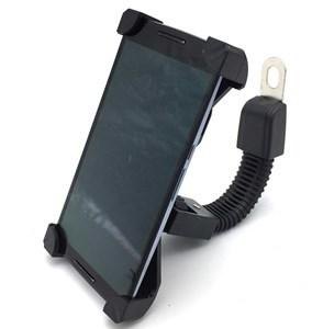 Imagen de Soporte de celular universal, para motos, extensible, en caja
