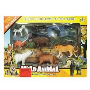 Imagen de Animales surtidos x10, en caja