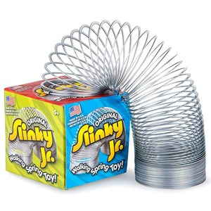 Imagen de Resorte de metal, Slinky original chico,  ALEX, en caja