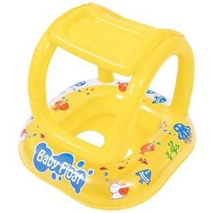 Imagen de Inflable flotador, asiento con techito, en caja, Jilong