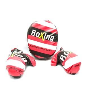 Imagen de Box guantes y escudo, en bolsa