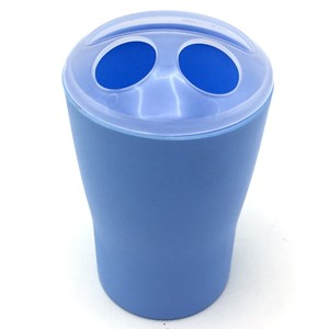Imagen de Porta cepillos de plástico, PACK x12, varios colores