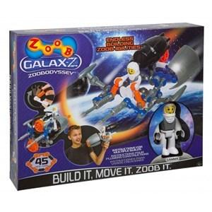 Imagen de Blocks 45 piezas, nave espacial, ALEX