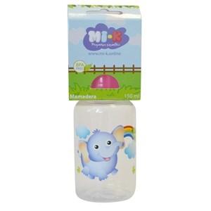 Imagen de Mamadera de plástico, en cartón, MI-K, varios diseños