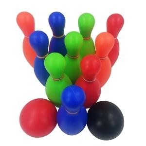 Imagen de Bowling 12 piezas, en bolsa de PVC