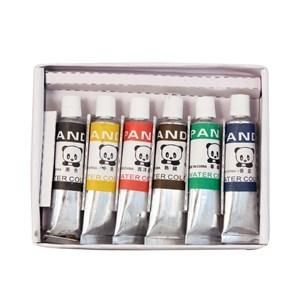 Imagen de Témpera x6, en caja, Panda