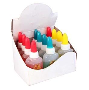 Imagen de Goma de pegar de colores 40ml, caja x12