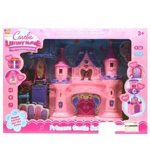 Imagen de Castillo con luz y sonido, con accesorios, en caja
