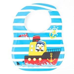 Imagen de Babero de PVC acolchonado, en bolsa, varios diseños