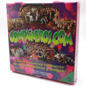 Imagen de Compañeros.com, en caja