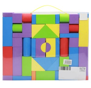 Imagen de Blocks 48 piezas de goma EVA