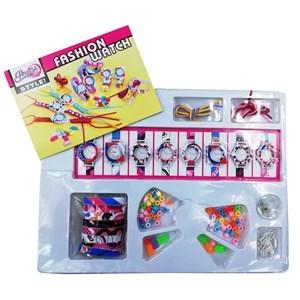 Imagen de Cuentas para armar y decorar relojes, en caja