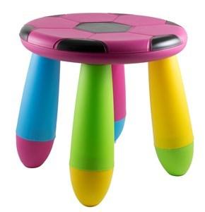 Imagen de Banquito infantil de plástico, desmontable, varios colores