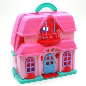 Imagen de Casa para muñecas, con luz y sonido, 2AA, en caja
