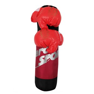 Imagen de Box bolsa gigante, con guantes, en bolsa