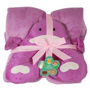 Imagen de Frazada polar y almohada para bebé, en bolsa, varios colores