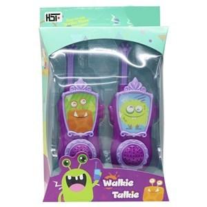 Imagen de Walkie talkie, diseño de monstruo, 9v, en caja