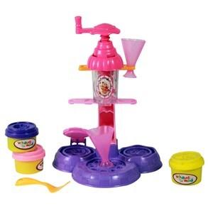 Imagen de Máquina para preparar helados con masa de modelar, en caja