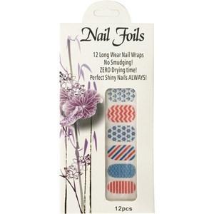 Imagen de Stickers para uñas completas, en blister, varios diseños