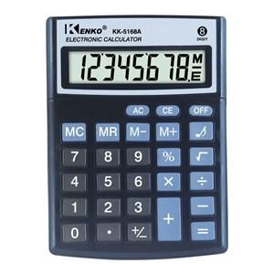 Imagen de Calculadora de mesa KENKO, 8 dígitos, en caja