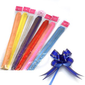 Imagen de Moñitas para armar chicas 20x1cm, paquete x200, colores surtidos