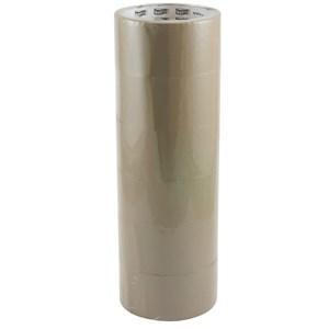 Imagen de Cinta de empaque Matpack 30ys x45mm, PACK x6 rollos, marrón