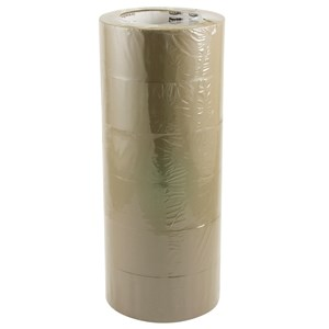Imagen de Cinta de empaque Matpack 100ys x45mm, PACK x6 rollos, marrón
