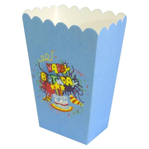 Imagen de Envase de papel para pop, pack x6