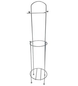 Imagen de Soporte de metal de pie para papel higiénico