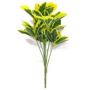 Imagen de Ramo de 9 hojas de schifflera, PACK x2 ramos