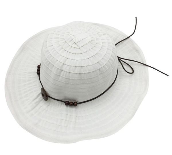 Imagen de Sombrero para dama, borde del ala con memoria, varios colores
