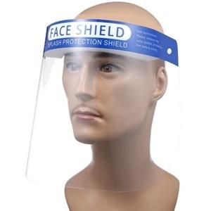 Imagen de Máscara protectora de rostro, con elástico
