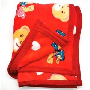 Imagen de Frazada infantil de velour, varios diseños