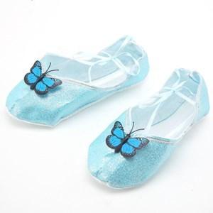 Imagen de Zapatos de tela con aplique, base antideslizante, en bolsa