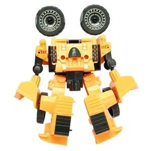Imagen de Robot máquina de construcción, en caja, 2 modelos