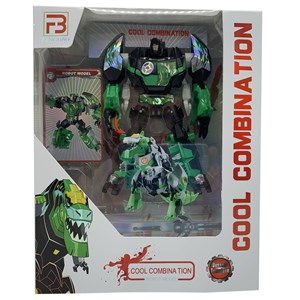 Imagen de Robot dinosaurio, en caja