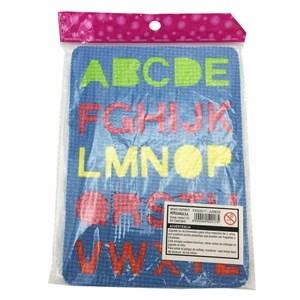 Imagen de Puzzle de goma EVA, letras, en bolsa