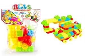Imagen de Blocks 20 piezas, en bolsa