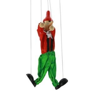 Imagen de Títere marioneta de madera, en bolsa