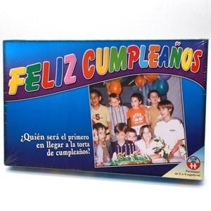 Imagen de Feliz cumpleaños, en caja