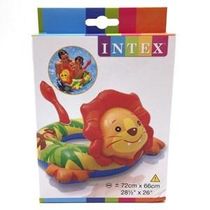 Imagen de Inflable flotador salvavidas, varios diseños, en caja, INTEX