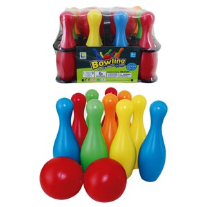 Imagen de Bowling, 12 piezas, en soporte plástico