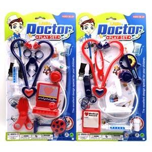 Imagen de Set de doctor, 8 piezas, en blister