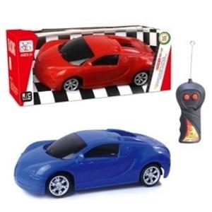 Imagen de Auto con control remoto, 3+2AA, 2 colores, en caja