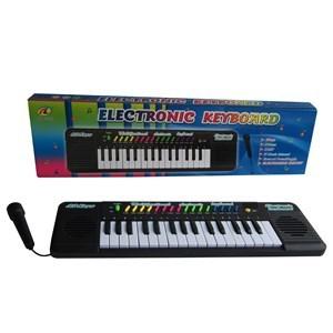 Imagen de Organo con micrófono, 32 teclas, 3AA, en caja