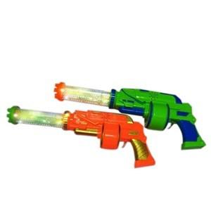 Imagen de Pistola con luz y sonido, 3AA, en bolsa, 2 colores