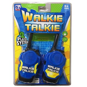 Imagen de Wakie talkie, 3AA, en blister